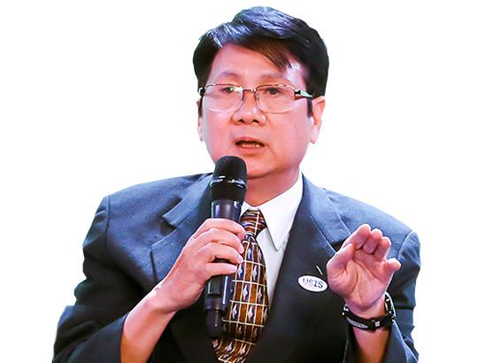 Giáo sư tiến sĩ CPA Henrik Trần Văn Hiển