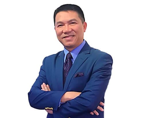 Luật sư Derrick Nguyen